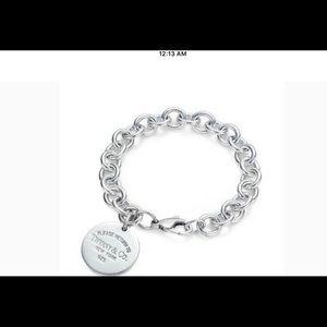 Tiffany &Co silver bracelet